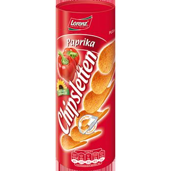 Chipsletten Paprikové 100g