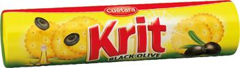 Krit black olive 100g