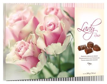 Lady Rose nougat dessert 200g