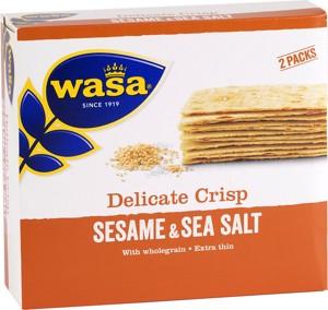 Delicate sezam – tenké plátky 190g