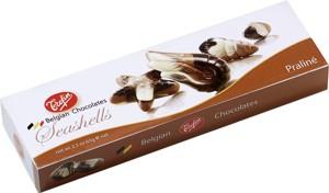 Mušle – dezert z belgickej čokolády 65g