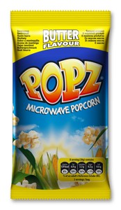 Popcorn máslový 100g