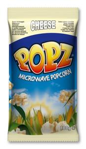Popcorn syrový 100g