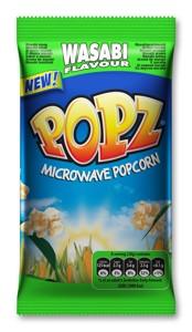 Popcorn Wasabi 85g