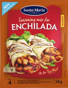 Enchilada Seasoning Mix zmes korenie 28g