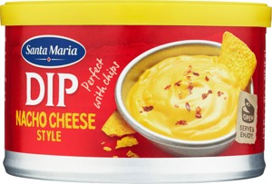 Dip cheese nacho – sýrová omáčka 250g
