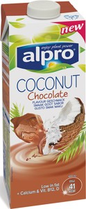 Coconut chocolate drink 1l