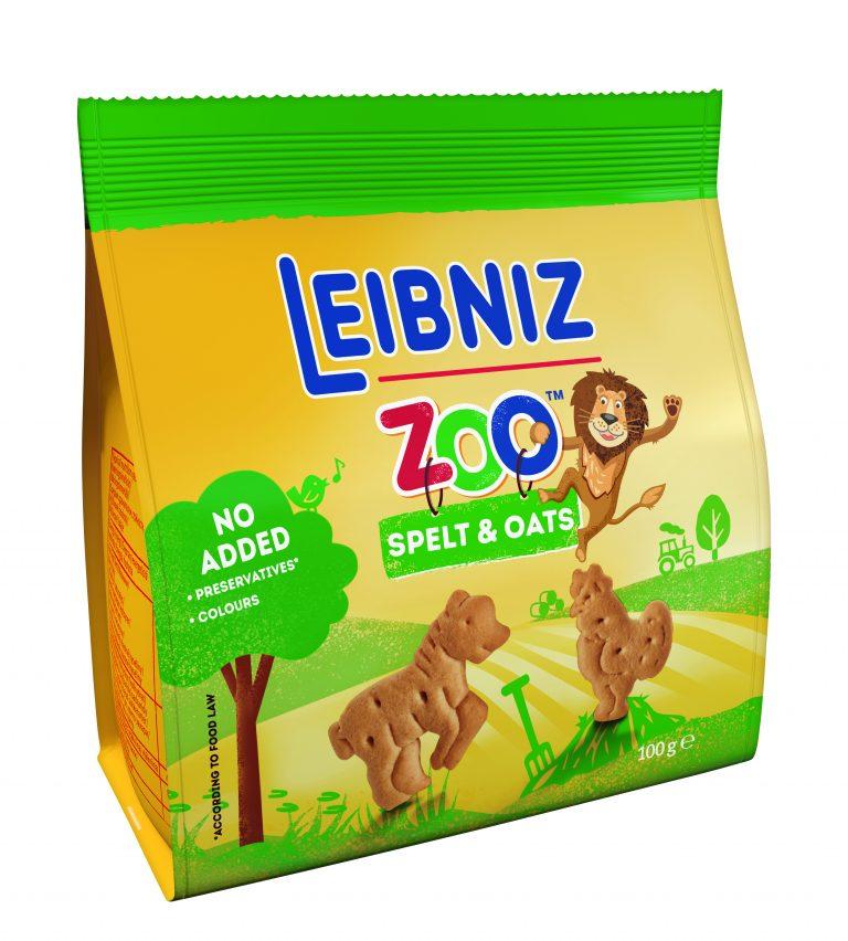 Zoo Country sušenky se špaldovou moukou a ovesnými vločkami 100g