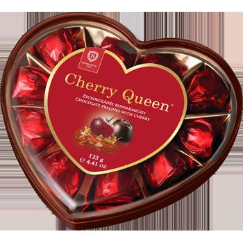 Cherry Queen Heart 125g