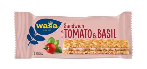 Sandwich rajče a bazalka 40g