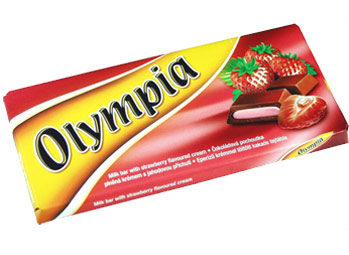 Olympia strawberry 100g