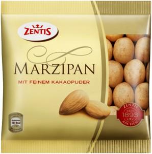 Marcipánová vajíčka s kakaem 125g