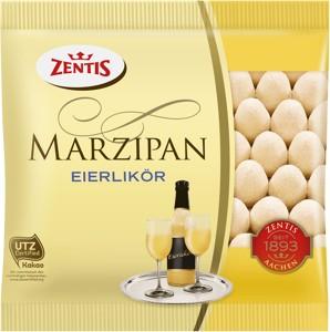 Marcipánová vajíčka s vaječným likérem 125g