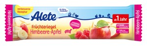 Apple-raspberry bar 25g