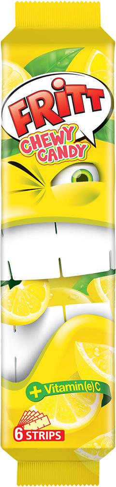 Fritt mix – citrón 70g