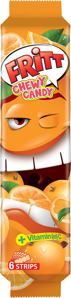 Fritt mix – pomaranč 70g