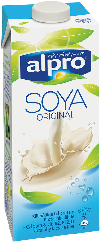 Soy drinks