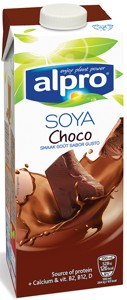 Soy drink chocolate 1L