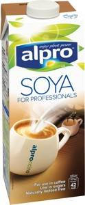 Soy drink for professionals 1L