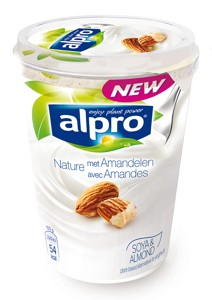 Rostlinné alternativy jogurtů