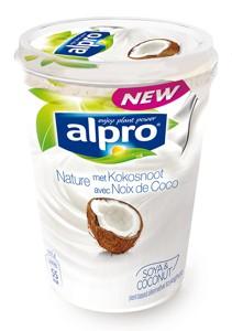 Alternativa jogurtu bílý s kokosem 500g