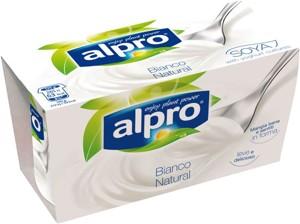 Alternativa jogurtu bílý 2x125g