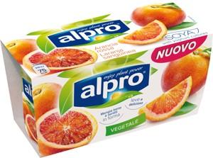 Alternativa jogurtu červený pomeranč 2x125g