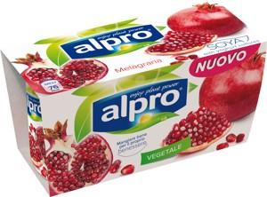 Alternativa jogurtu granátové jablko 2x125g