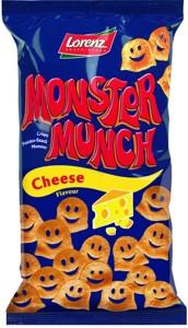 Monster Munch sýrové 75g