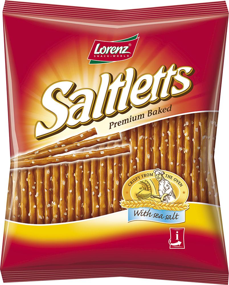 Saltletts - krekry