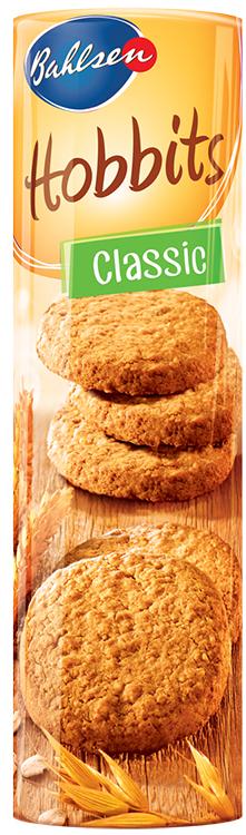 Hobbits Classic – ovesné sušenky 250g