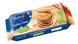 Coffee Time – krehké cereálne sušienky 143g