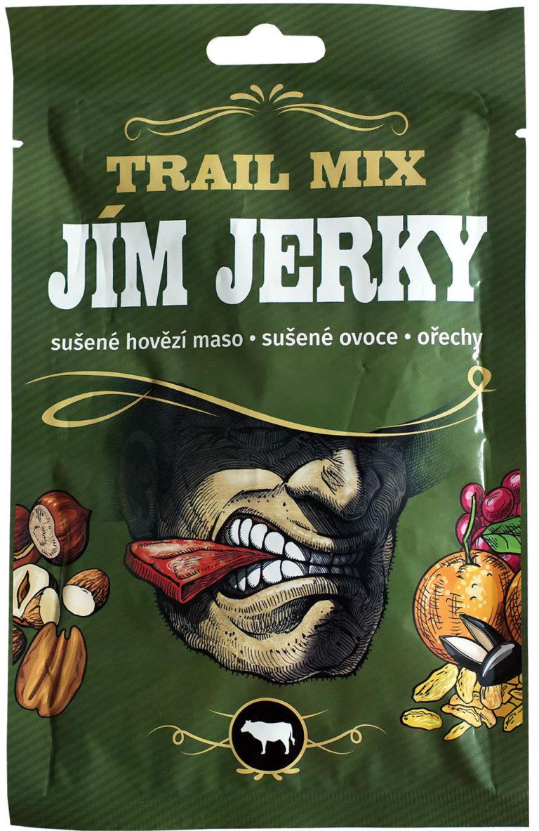 Trail mix hovädzie 35g