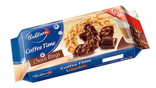 křehké sušenky máčené v čokoládě 155g