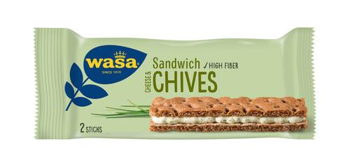 Sandwich sýr pažitka 37g