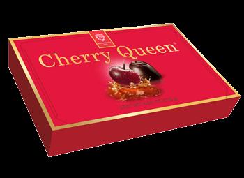 Cherry liquor chocolates