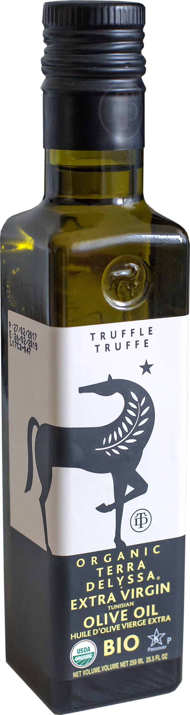 Organic infused with truffle 250ml