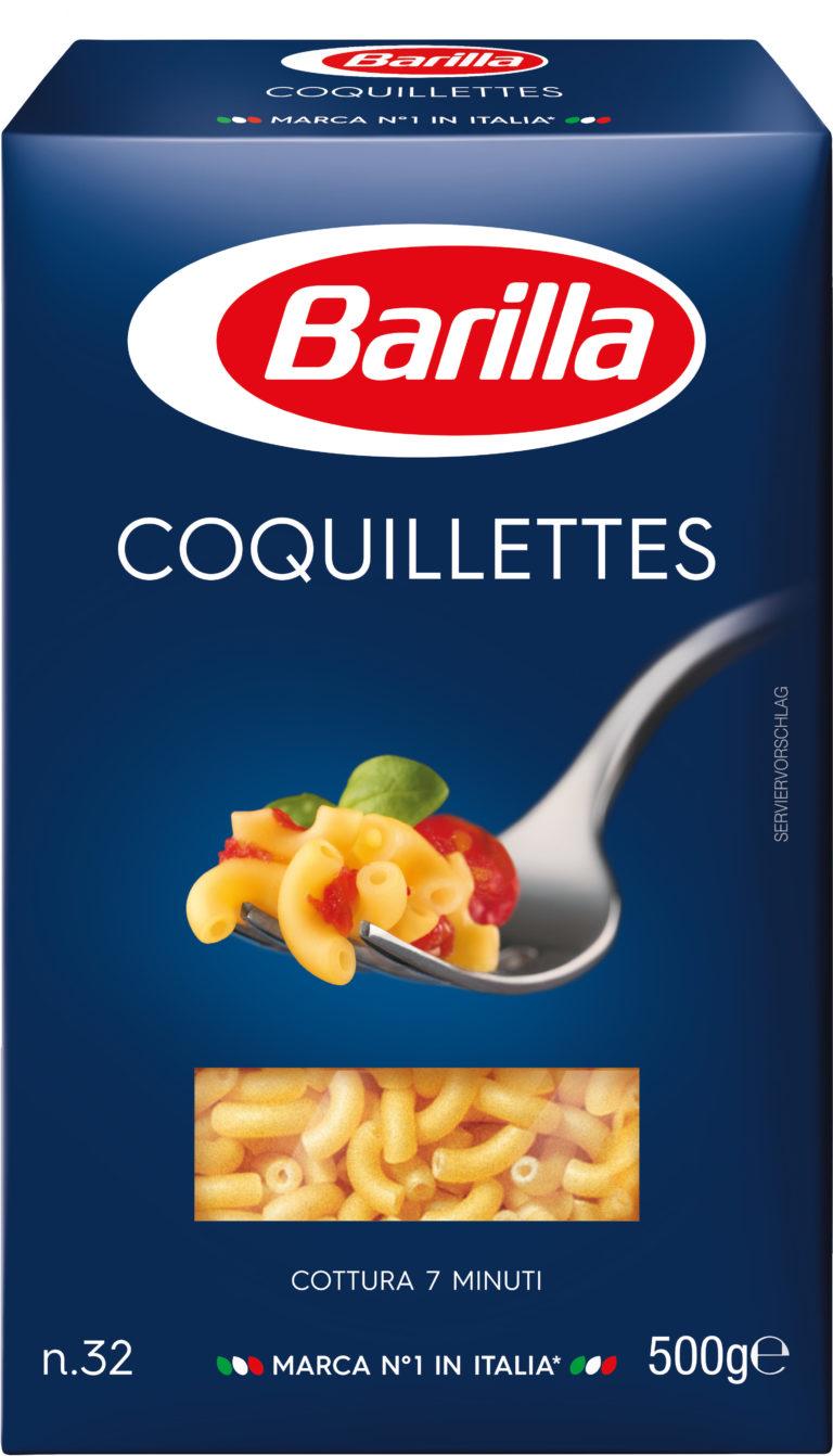 Coquillettes – kolienka 500g