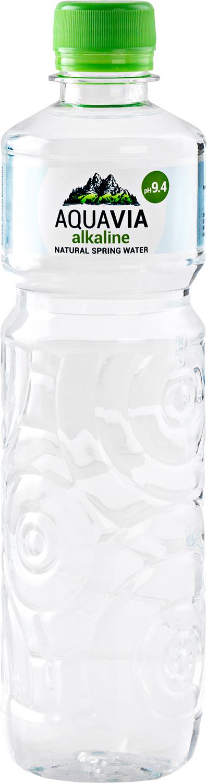 Pramenitá zásaditá voda 0,5l
