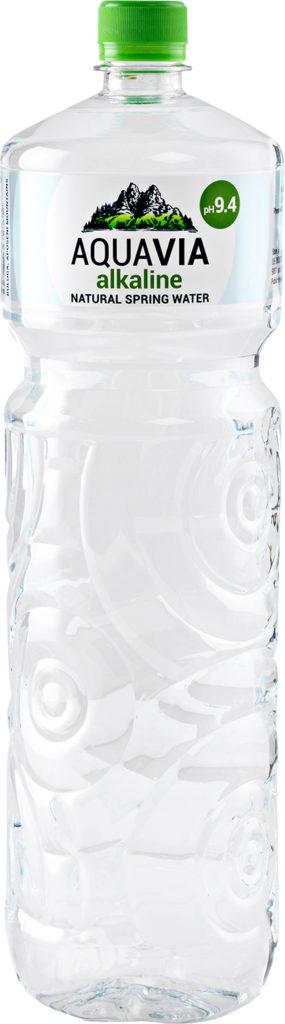 Pramenitá zásaditá voda