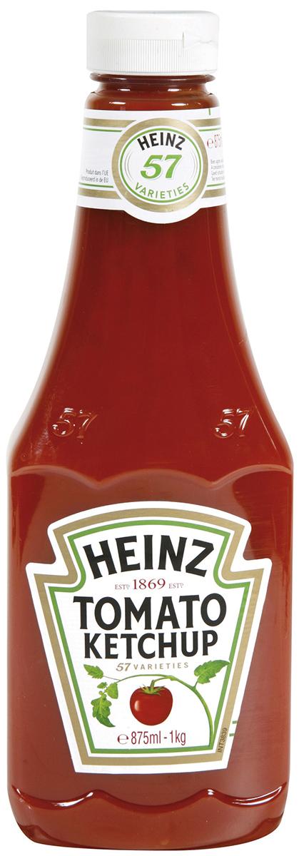 Rajčatový  kečup jemný 1kg