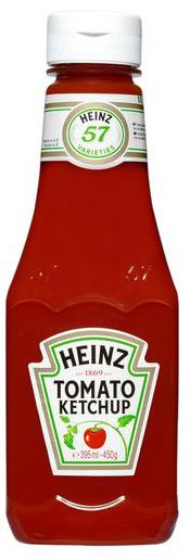 Rajčatový  kečup jemný 450g