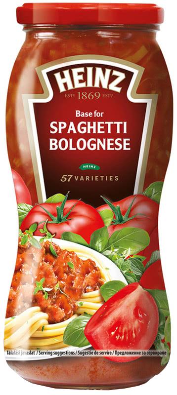 Omáčka boloňské špagety 500g