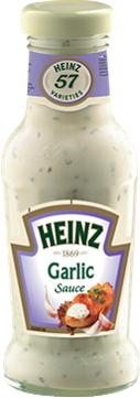 Omáčka česneková 250ml