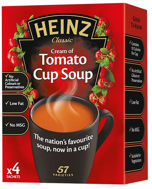Polévka  rajčatová 4x22g