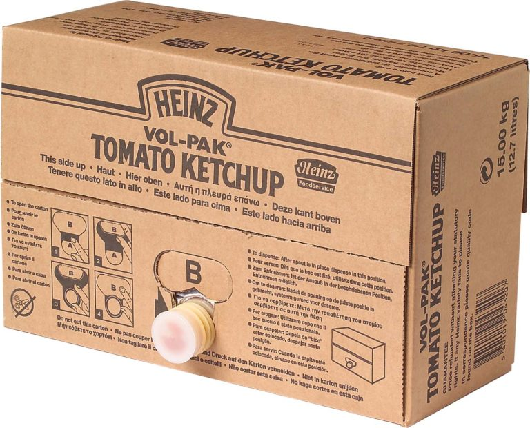 Paradajkový kečup 15kg