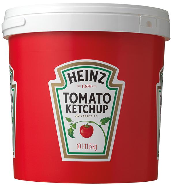 Paradajkový kečup 10l
