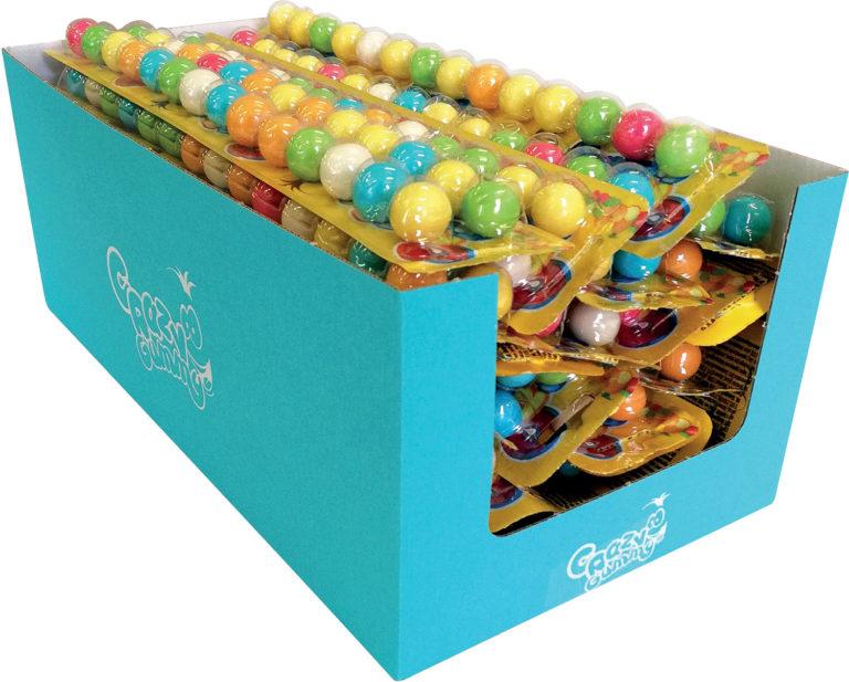 Crazy gummy 28X2,7g