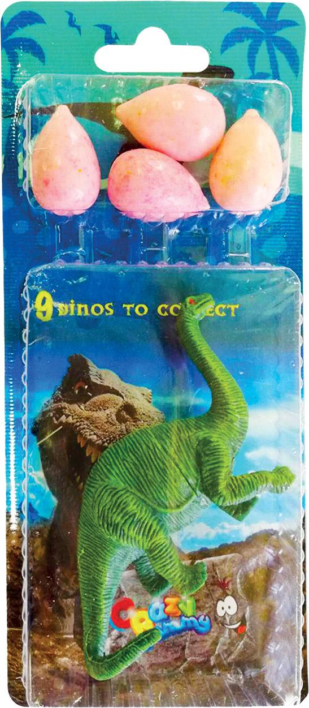 Žvýkačky s dinosaurem 16g