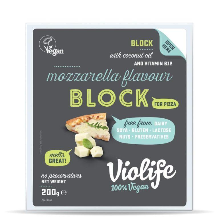 Blok mozzarella 200g